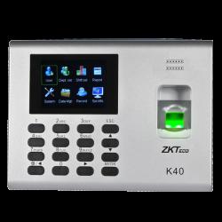 Control biométrico de...